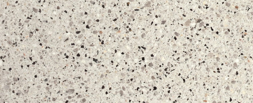 Terrazzo marble copy space texture background