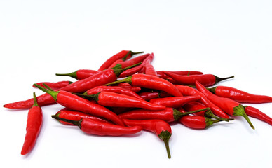 Canvas Prints Hot chili peppers Vegetables