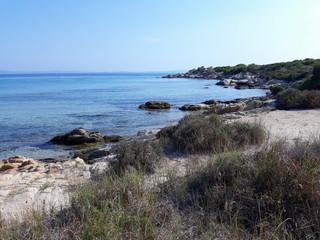 Vourvourou Karidi beach in Calcidica