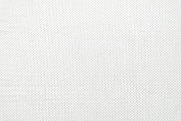White fabric close up shot of Cotton and polyester Polo shirt. Casual wear over the weekend or summer time season. Background texture concept with copy space for text. Fotomurales
