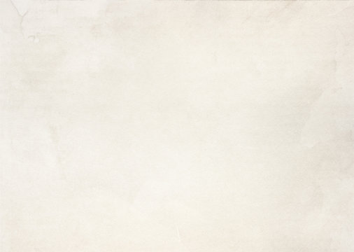 White beige paper texture background