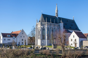 Ritterkapelle in Haßfurt, Unterfranken