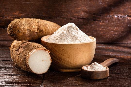 Manihot esculenta - Organic cassava root starch
