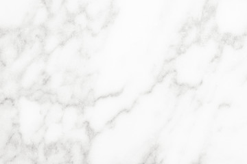 Photo sur Aluminium Marble granite white background wall surface black pattern graphic abstract light elegant black for do floor ceramic counter texture stone slab smooth tile gray silver natural for interior decoration.