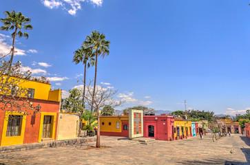 Wall Mural - Oaxaca, Historical center, Mexico