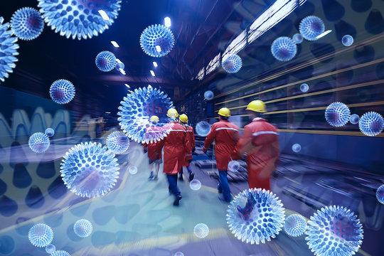 industry engineering quarantine coronavirus economics pandemic crisis