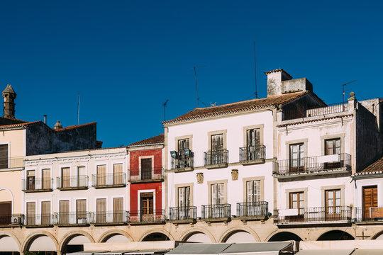 Plaza Mayor, Trujillo, Spain