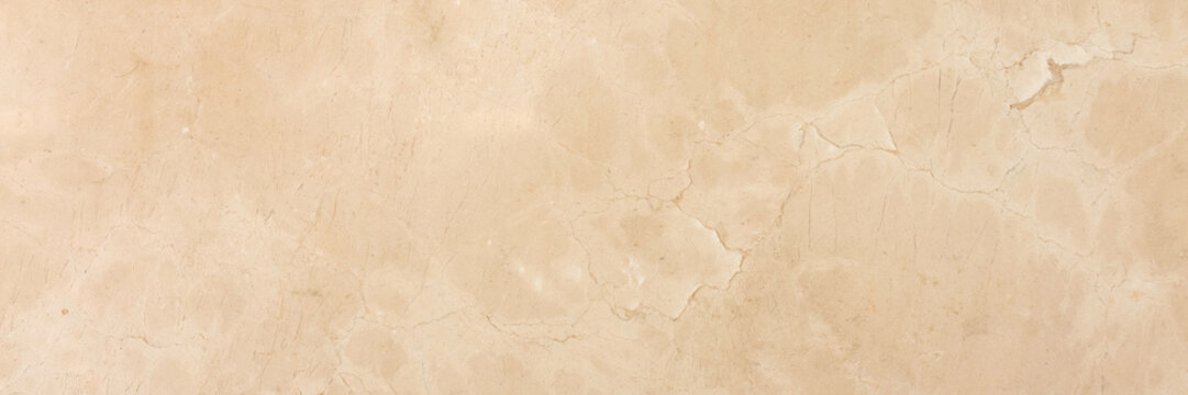 Simple natural marble texture for your light design. Long slab pattern for interior design or web site.