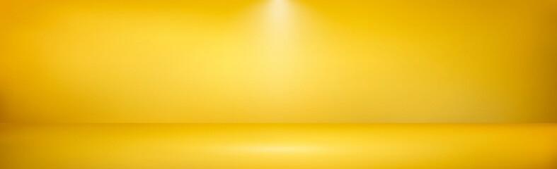Yellow background light