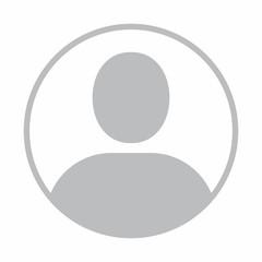 Default profile picture, avatar, photo placeholder. Vector illustration