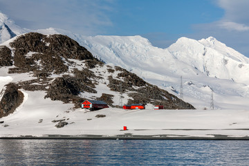Foto auf Gartenposter Antarktika South Shetland Islands - Antarctica