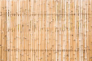 decorative old bamboo wood  background