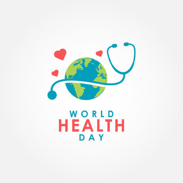 World Health Day Vector Design For Banner or Background