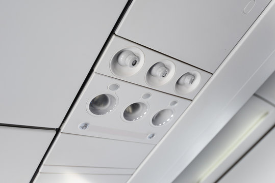 Airliner Overhead Light, Air Conditioning and Call Bell