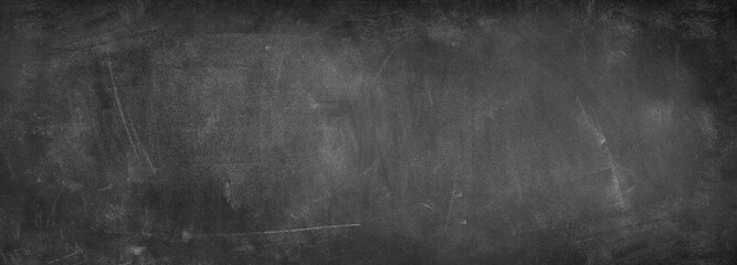 Blackboard or chalkboard Fotobehang