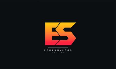 "es Logo"" photos, royalty-free images, graphics, vectors & videos | Adobe  Stock"