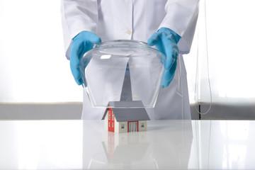 Stay at Home - Coronavirus Quarantine