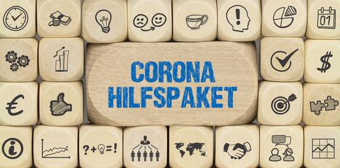 Corona-Hilfspaket