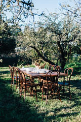 Apple Orchard Afternoon Tea