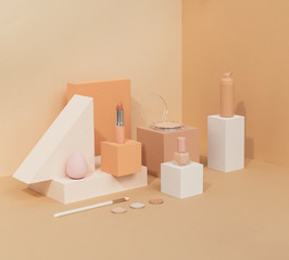 Make-Up Products Composition