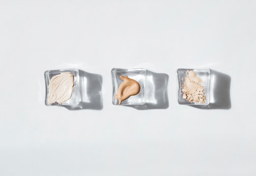 Powder and Foundation Samples