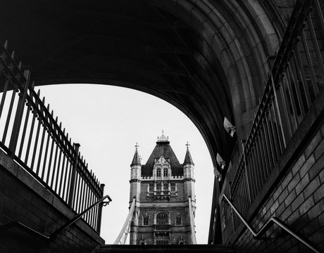 Tower Bridge Abstract