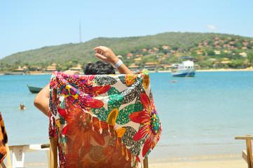Descanzo, relax, vacaciones Fotobehang