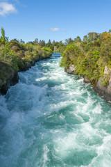 Fototapete - Wakaito River in New Zealand