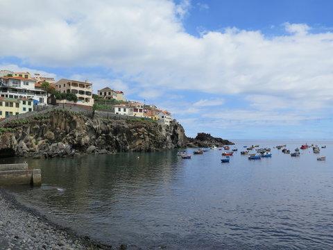 Insel Madeira Küste bei Funchal