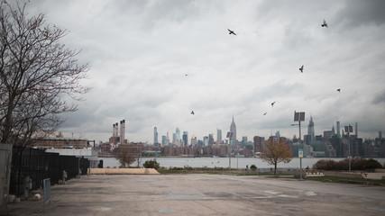 New-York en confinement pour le coronavirus
