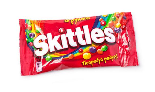 Pack of Fruit Skittles