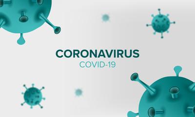 Fototapeta Coronavirus Epidemic Covid-19 in Wuhan, 2019-nCoV. Virus obraz