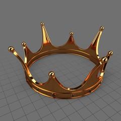 Crown with gemstones 2