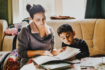 Help your child with homework