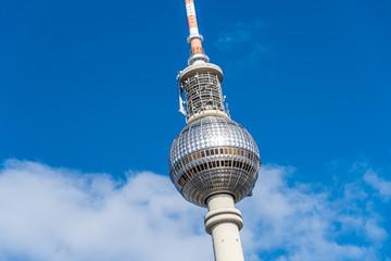 Berlin - Berliner Fernsehturm - TV Tower