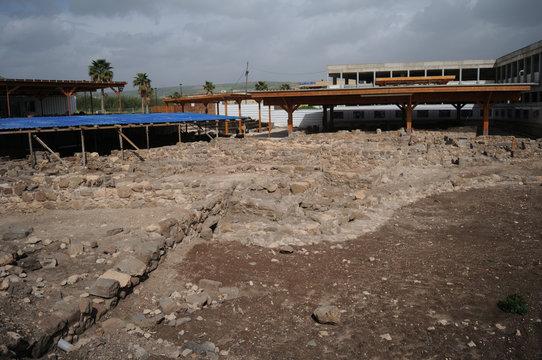 Magdala - first Century Jewish Town, Israel
