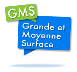French GMS initials in colored bubbles