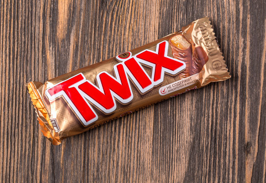 wix wrapper on wooden background