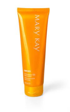 tube of Mary Kay Suncare  Cream