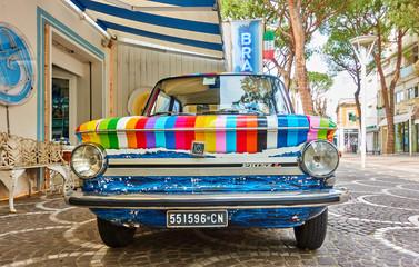 Vintage car NSU Prinz L