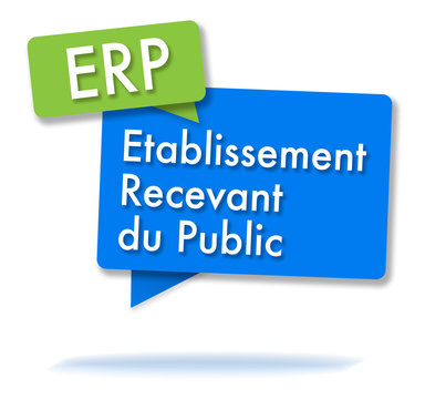 French ERP initials in colored bubbles