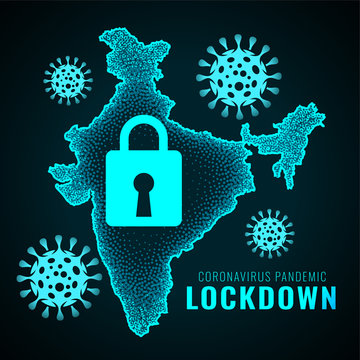 india lockdown due to coronavirus pandemic infection outburst