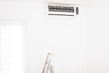 Aircondition service and maintenance, fixing AC unit and cleaning / disinfecting the filters from...