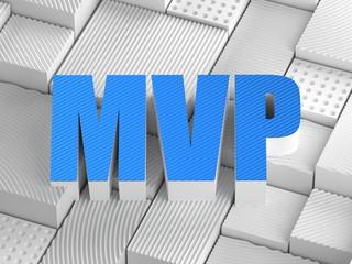 MVP acronym (minimum viable product)