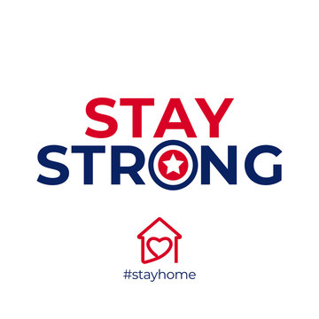 USA united state Stay home! stay strong!
