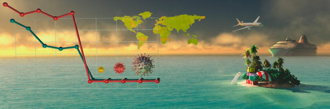 economic crisis due to the coronavirus pandemic, covid 19