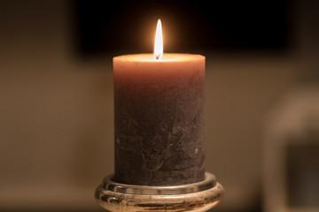 Kerzenlicht im Advent