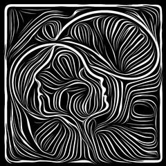 Evolving Woodcut Design