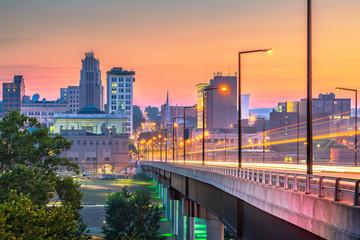 Fototapete - Youngstown, Ohio, USA