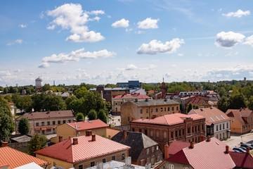 Cēsis in Lettland
